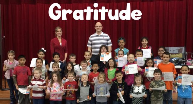 OEF Gratitude